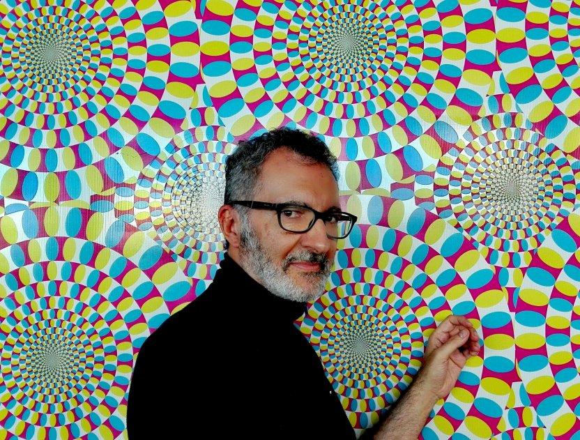 Eloy Tizón, escritor